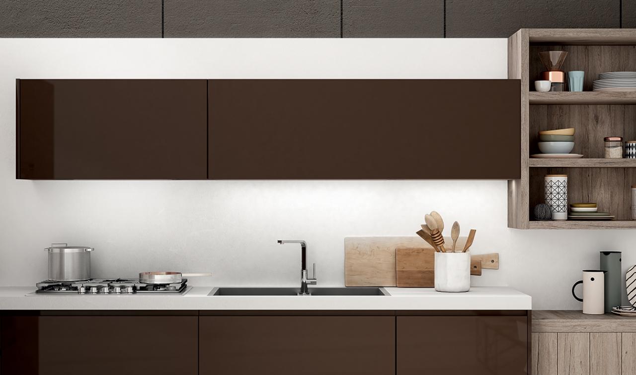 Modern Kitchen Arredo3 Wega Model 05 - 06