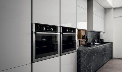 Modern Kitchen Arredo3 Zetasei Model 01 - 03