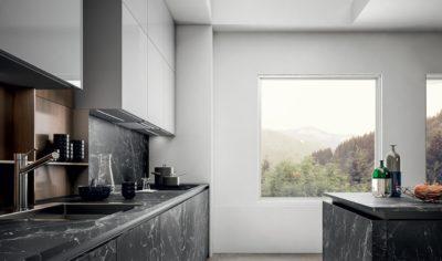 Modern Kitchen Arredo3 Zetasei Model 01 - 04