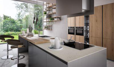 Modern Kitchen Arredo3 Zetasei Model 02 - 03