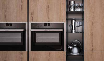 Modern Kitchen Arredo3 Zetasei Model 02 - 05