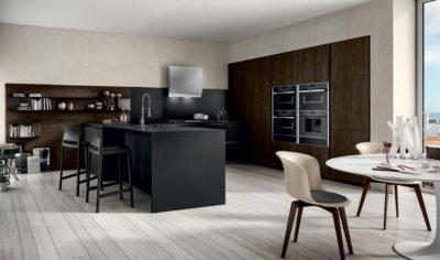 Modern Kitchen Arredo3 Zetasei Model 03 - 01