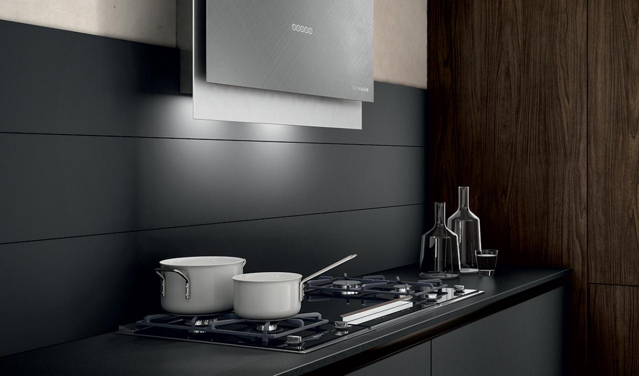 Modern Kitchen Arredo3 Zetasei Model 03 - 03