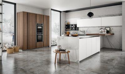 Modern Kitchen Arredo3 Zetasei Model 04 - 01