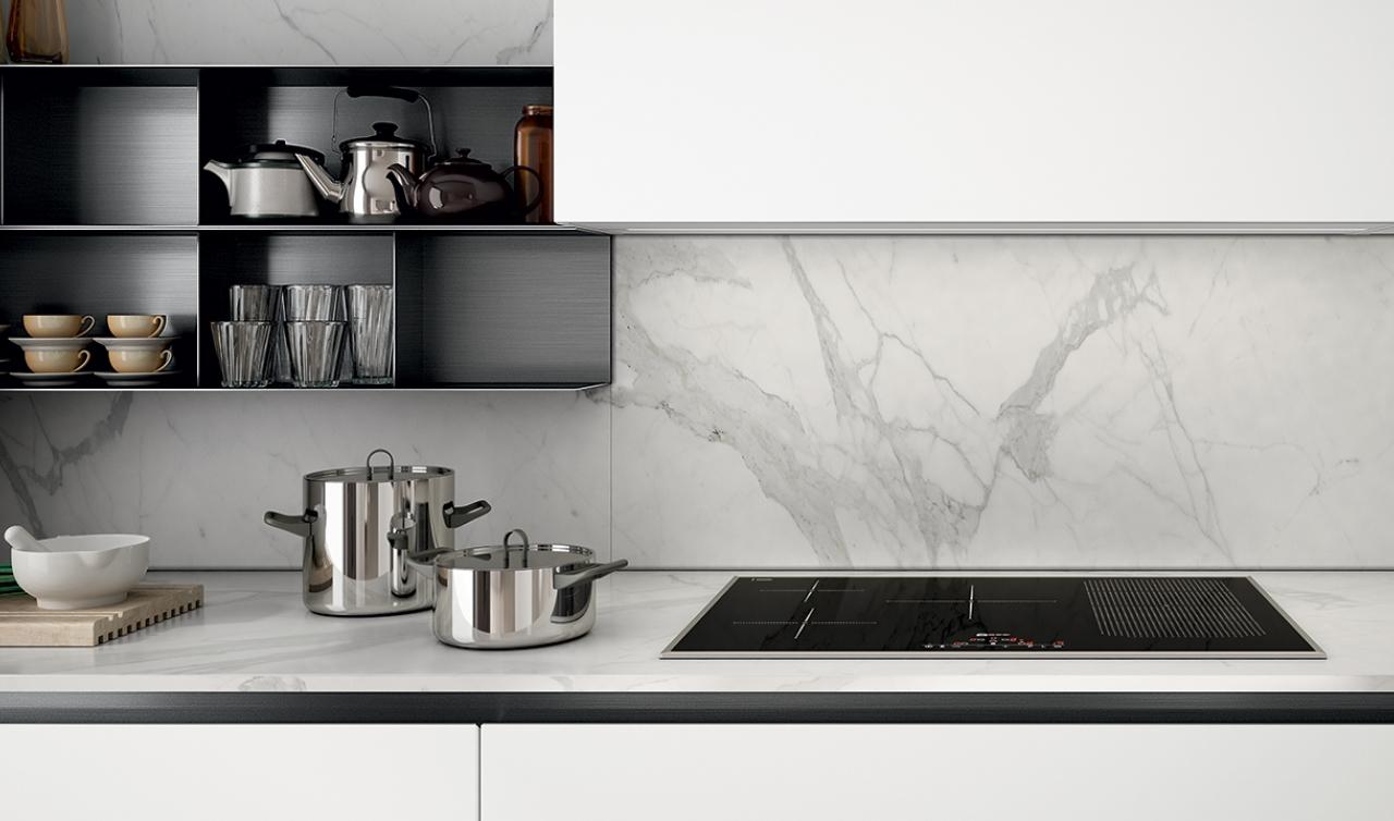 Modern Kitchen Arredo3 Zetasei Model 04 - 03