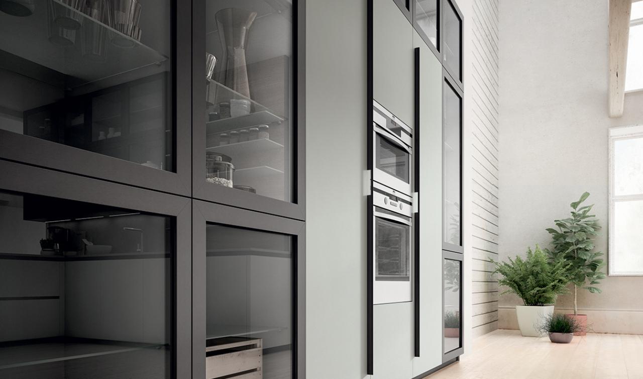Modern Kitchen Arredo3 Zetasei Model 05 - 02