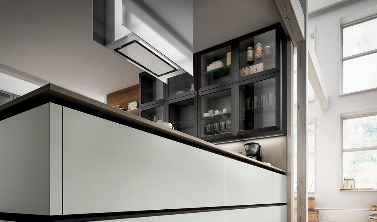 Modern Kitchen Arredo3 Zetasei Model 05 - 03
