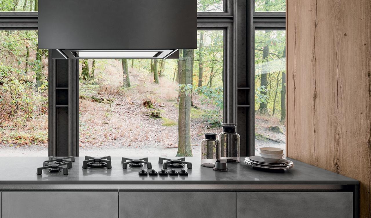 Modern Kitchen Arredo3 Zetasei Model 06 - 03
