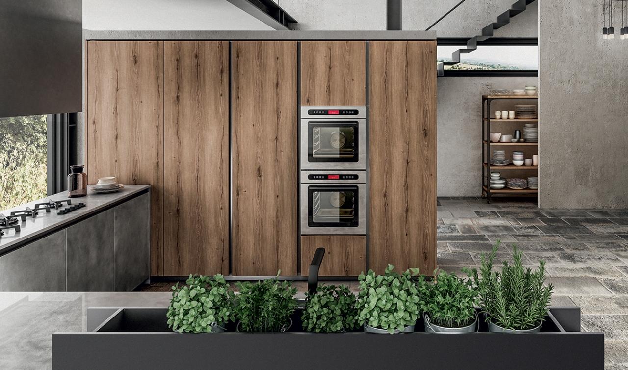 Modern Kitchen Arredo3 Zetasei Model 06 - 04