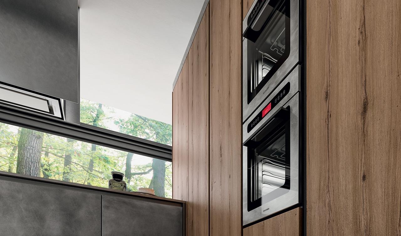 Modern Kitchen Arredo3 Zetasei Model 06 - 07