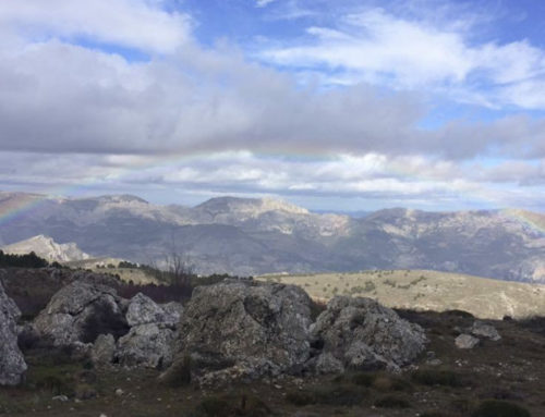 Inspiration to a hikingtrip to Benifato, Alicante in Spain