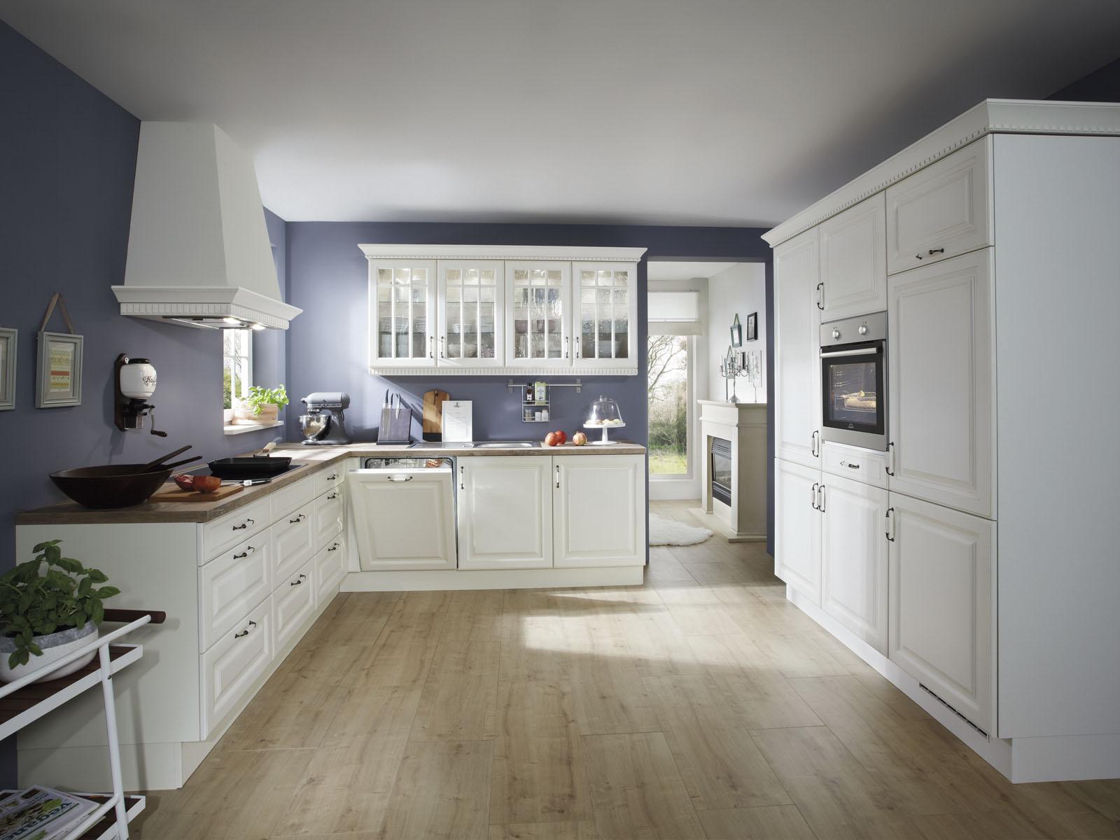 Classic Kitchen Küchentime Castello 390