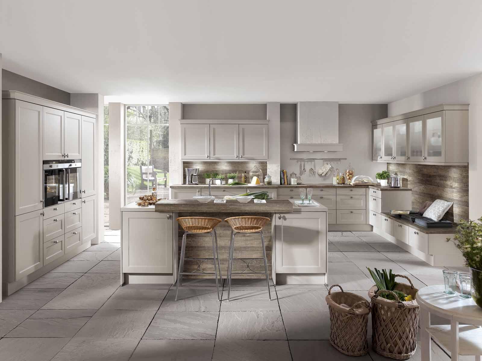 Classic Kitchen Küchentime Chalet 881