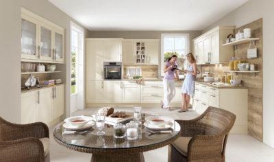 Classic Kitchen Küchentime Chalet 883