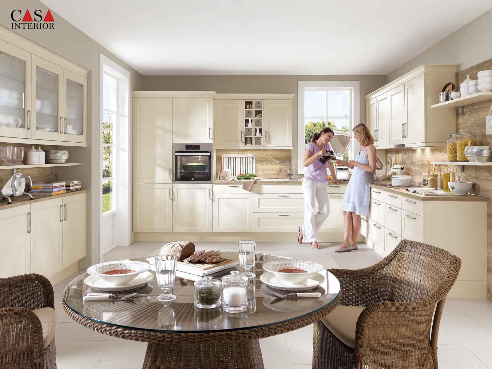 Küchentime Chalet 883