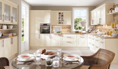 Classic Kitchen Kuchentime Chalet 883