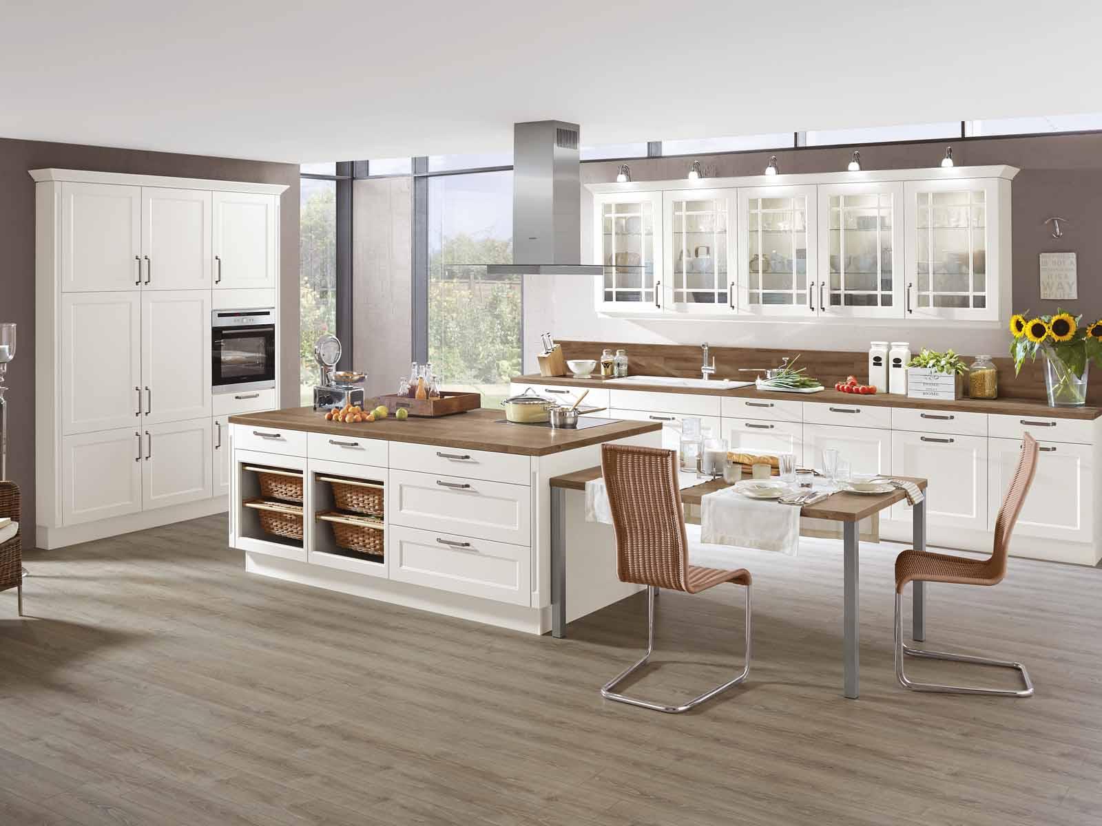 Classic Kitchen Küchentime Chalet 885