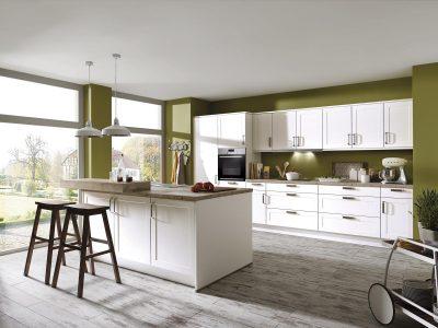 Classic Kitchen Küchentime Credo 764