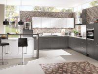 Modern Kitchen Küchentime Credo 765