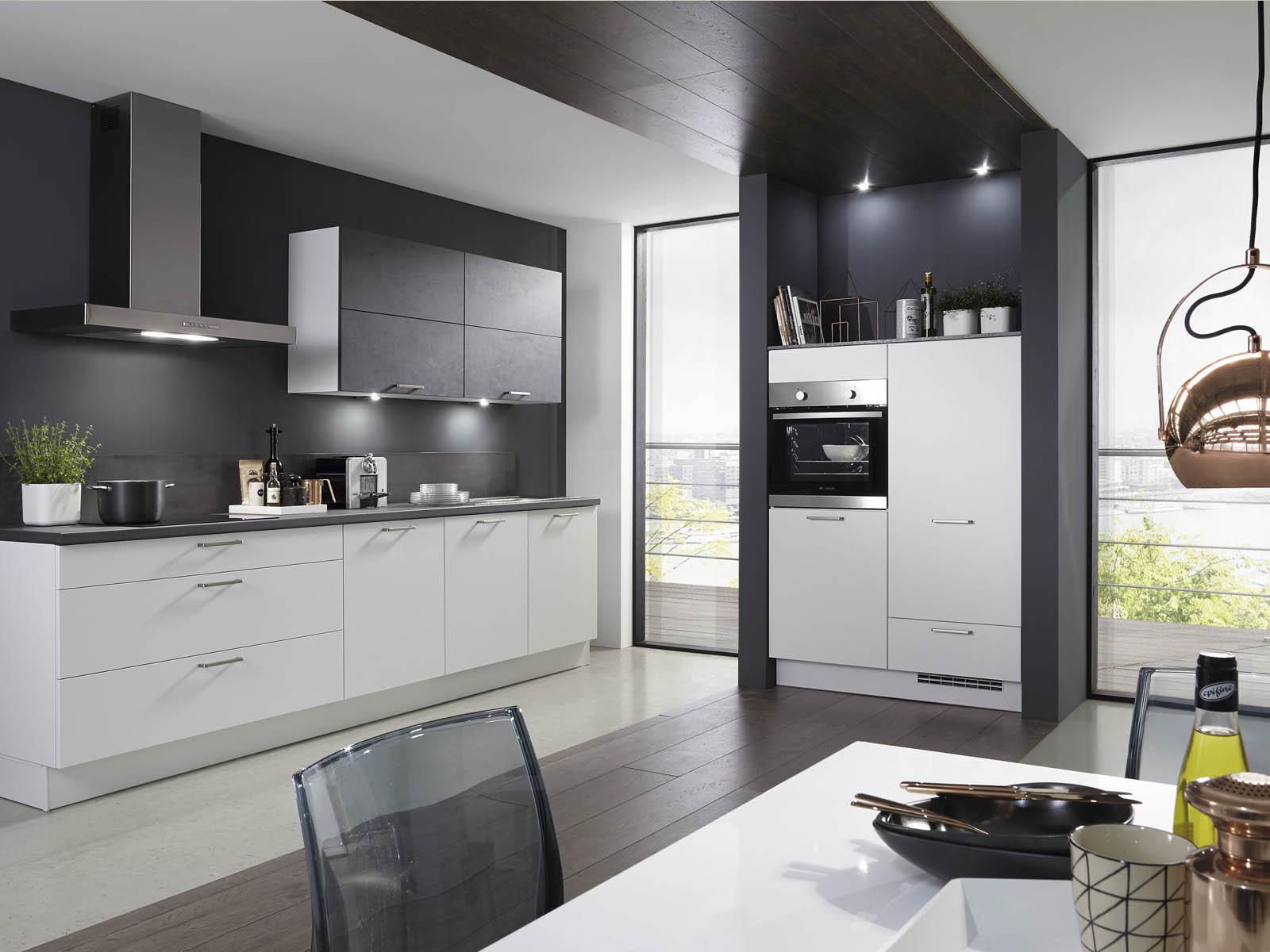 Modern Kitchen Küchentime Fashion 168