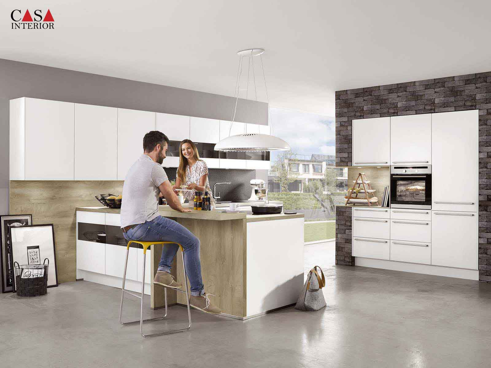 Küchentime Fashion 168