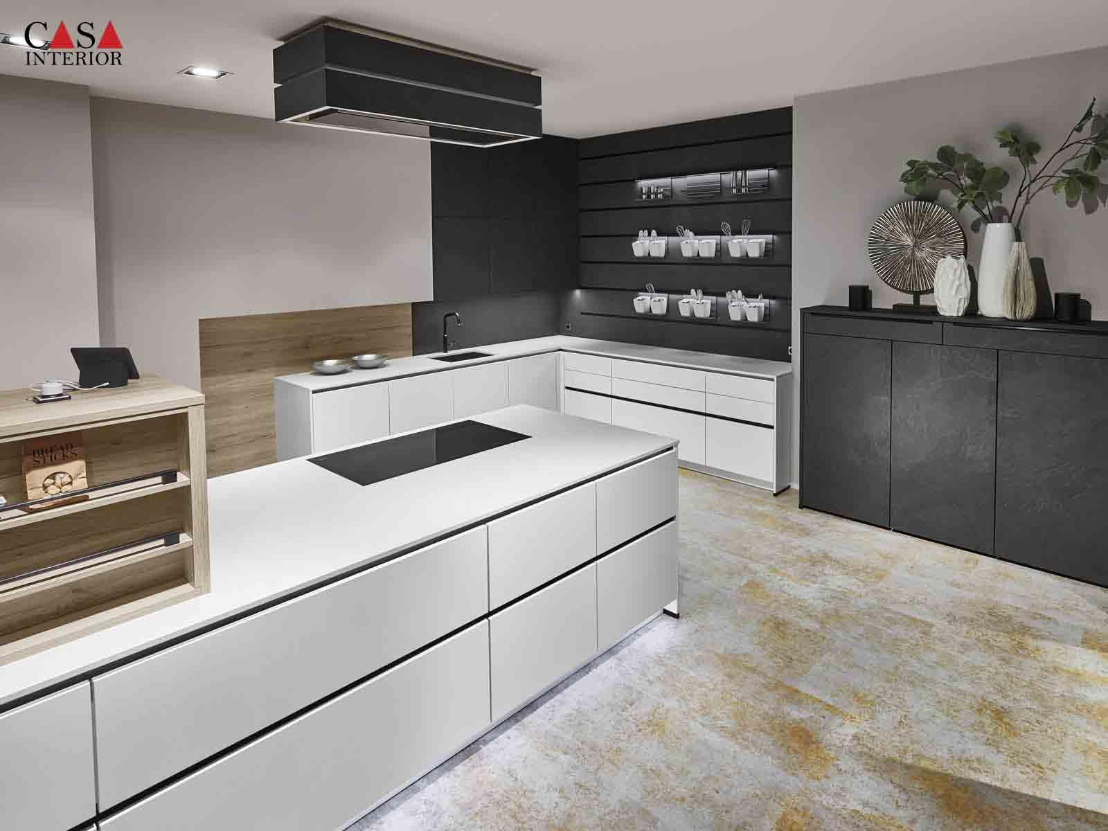 Küchentime Fashion 173 Line N
