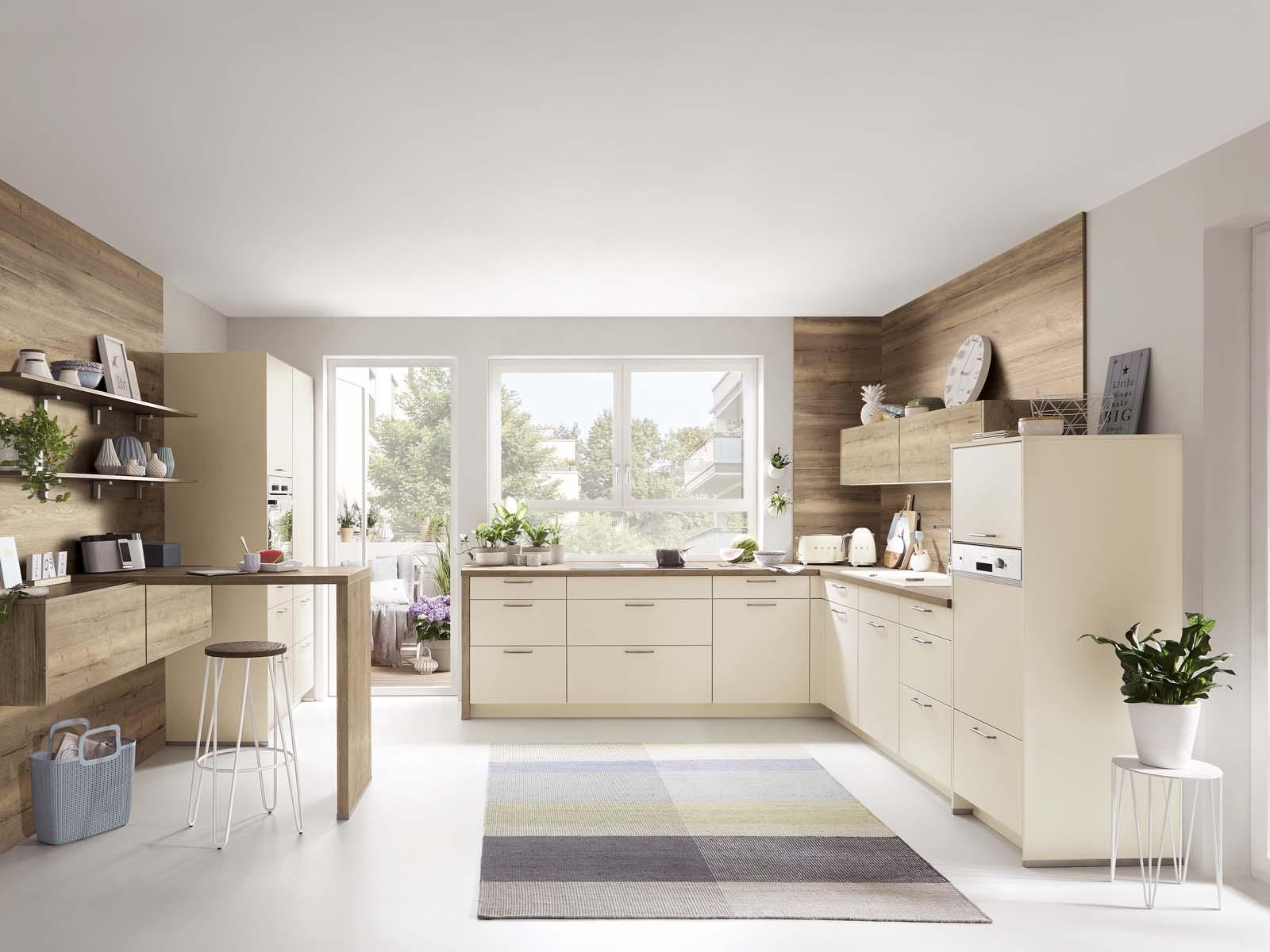 Modern Kitchen Küchentime Fashion 175