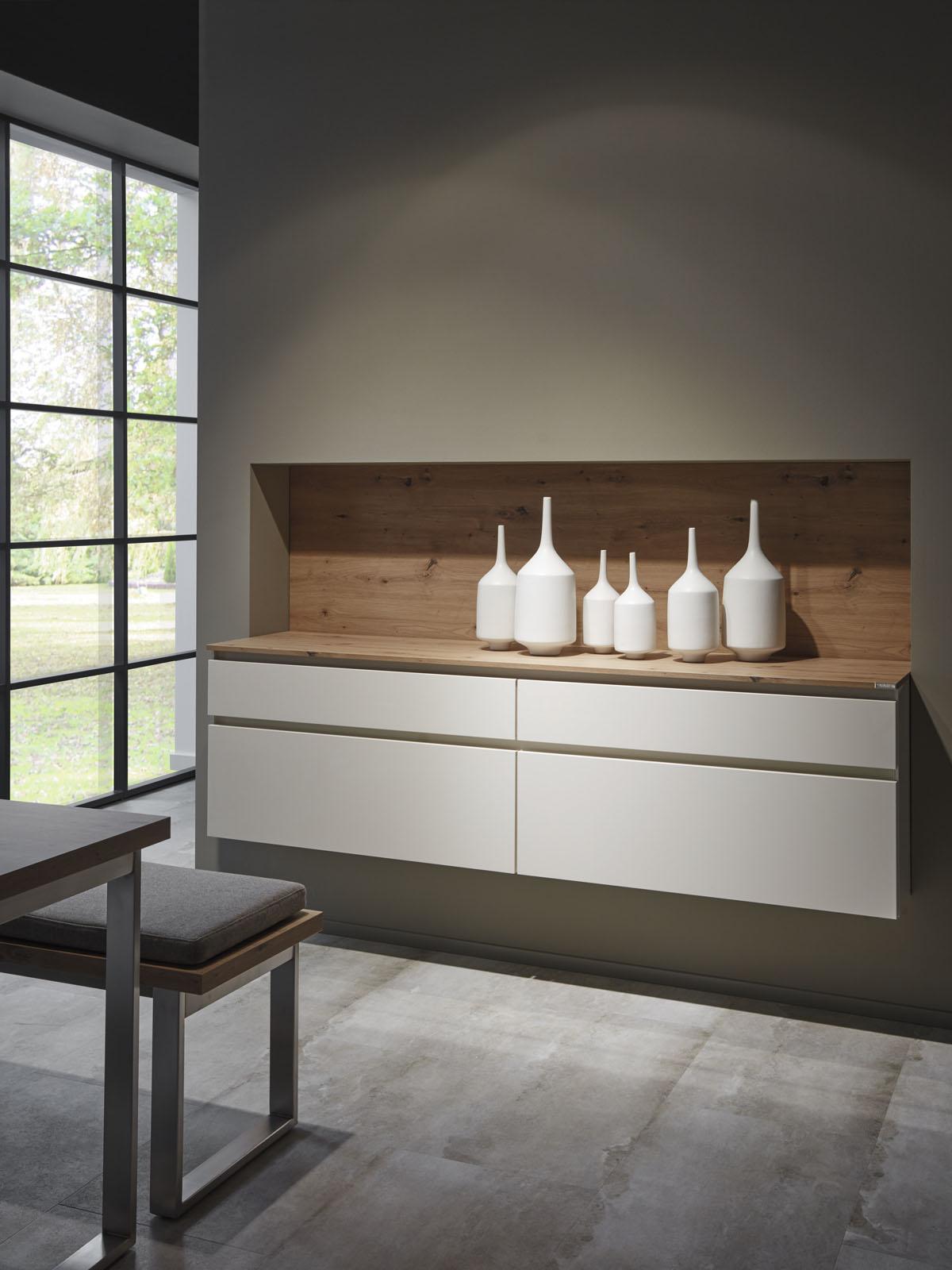 Modern Kitchen Küchentime Flash 452