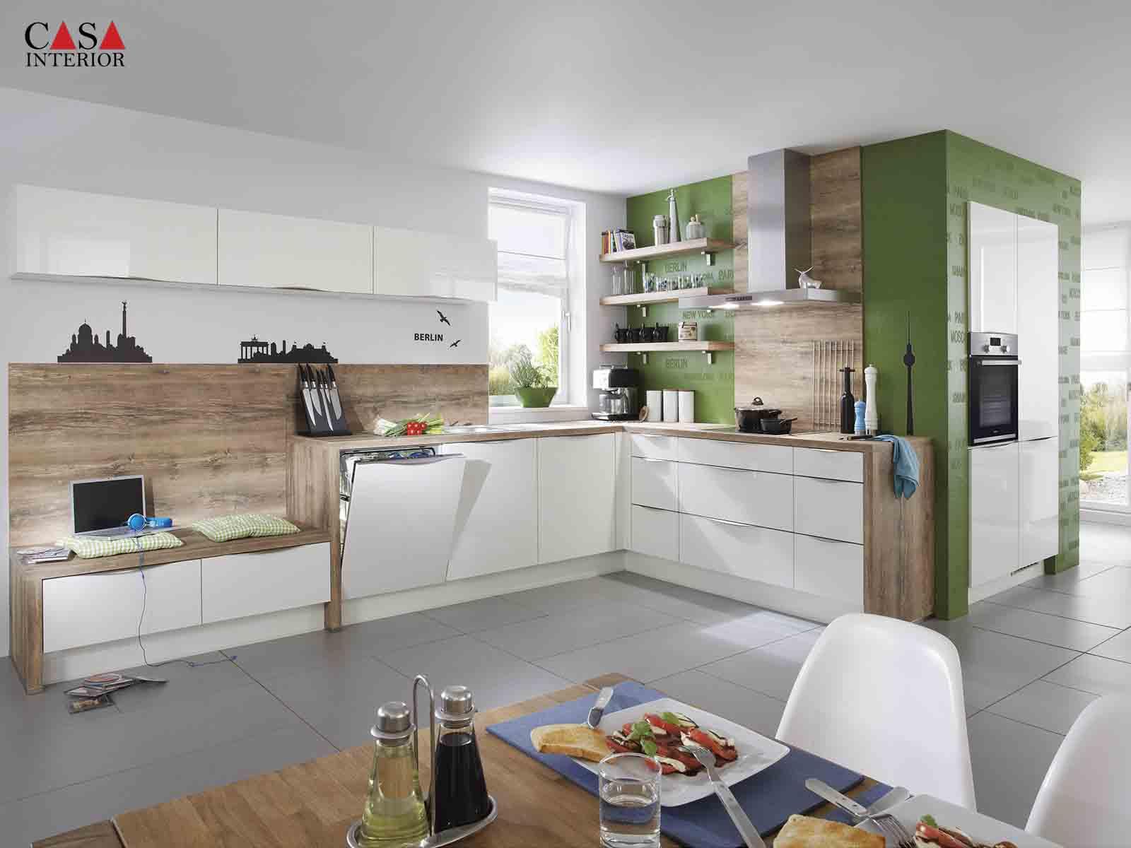 Küchentime Focus 460