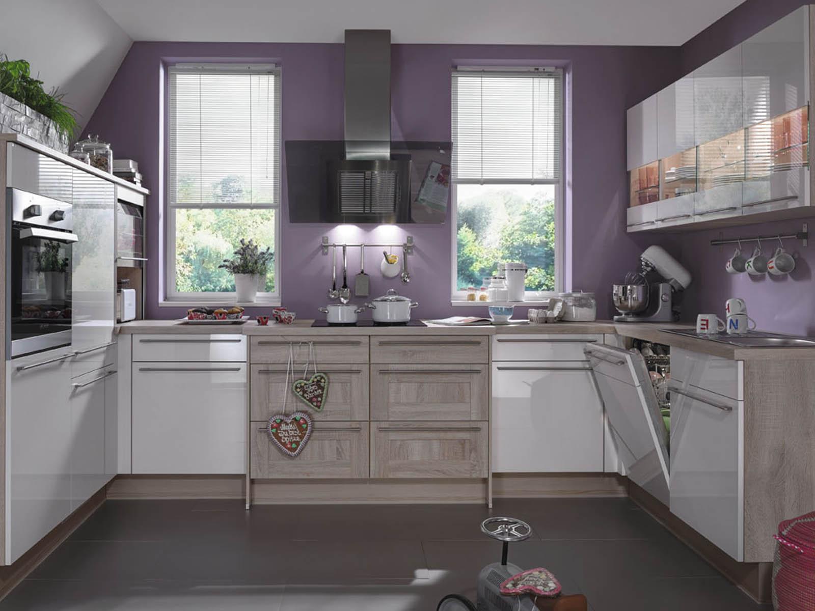 Modern Kitchen Küchentime Focus 460
