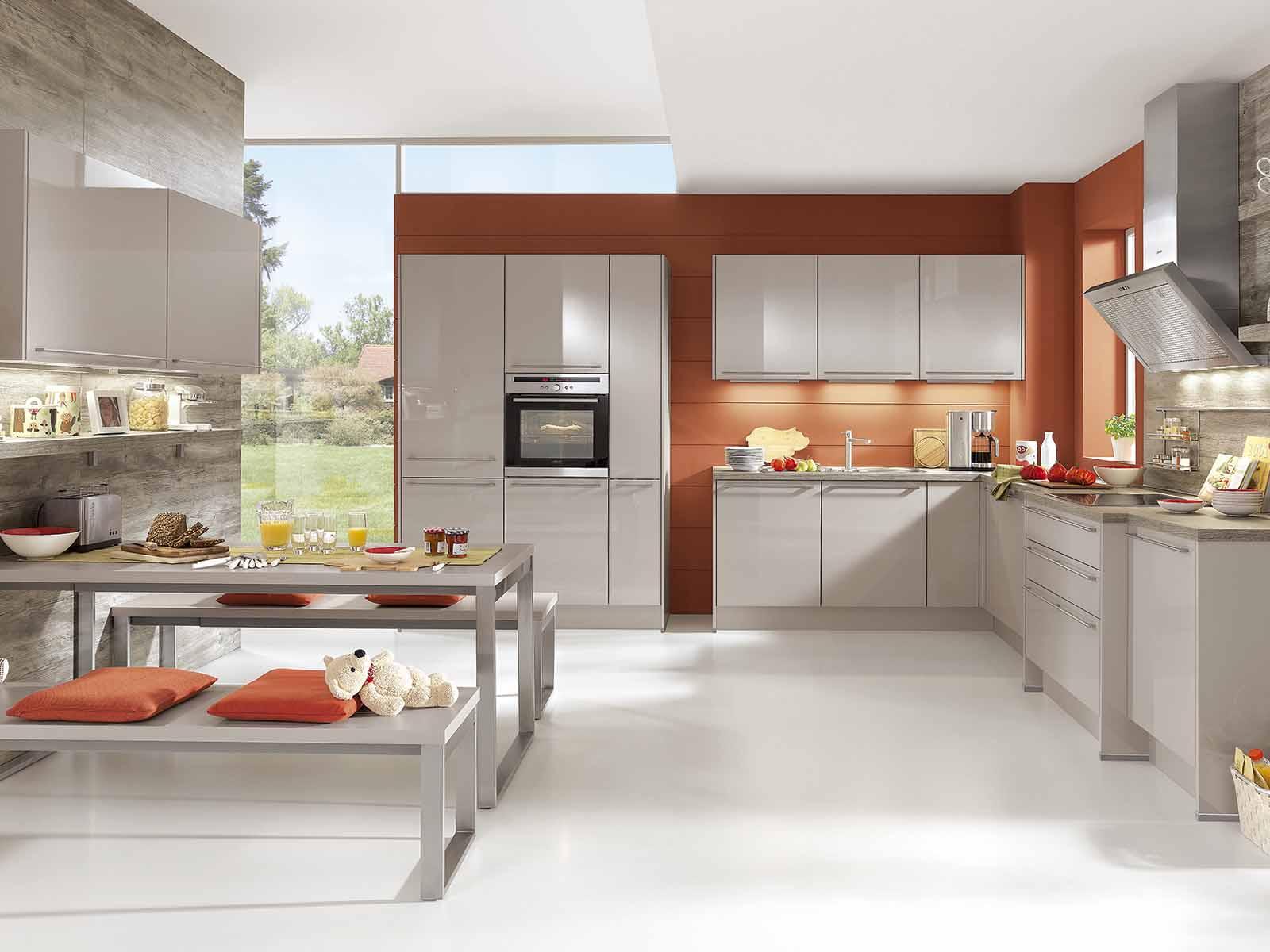 Modern Kitchen Küchentime Focus 467