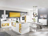 Modern Kitchen Küchentime Focus 470