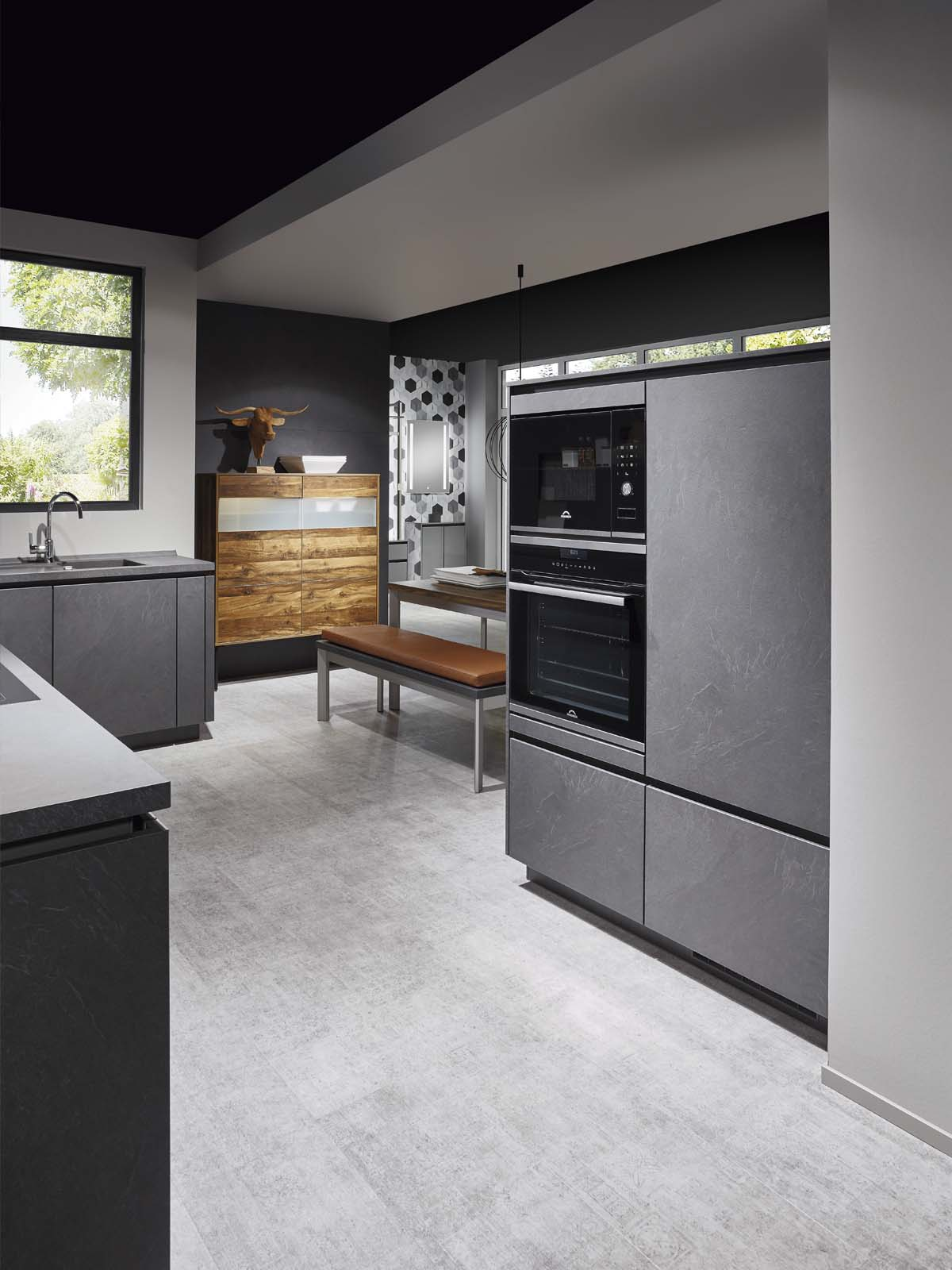 Classic Kitchen Küchentime StoneArt 303