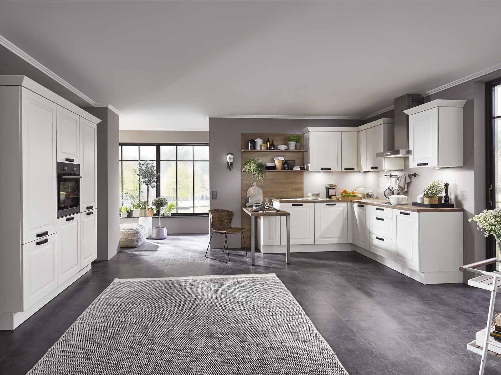 Classic Kitchen Küchentime Sylt 849
