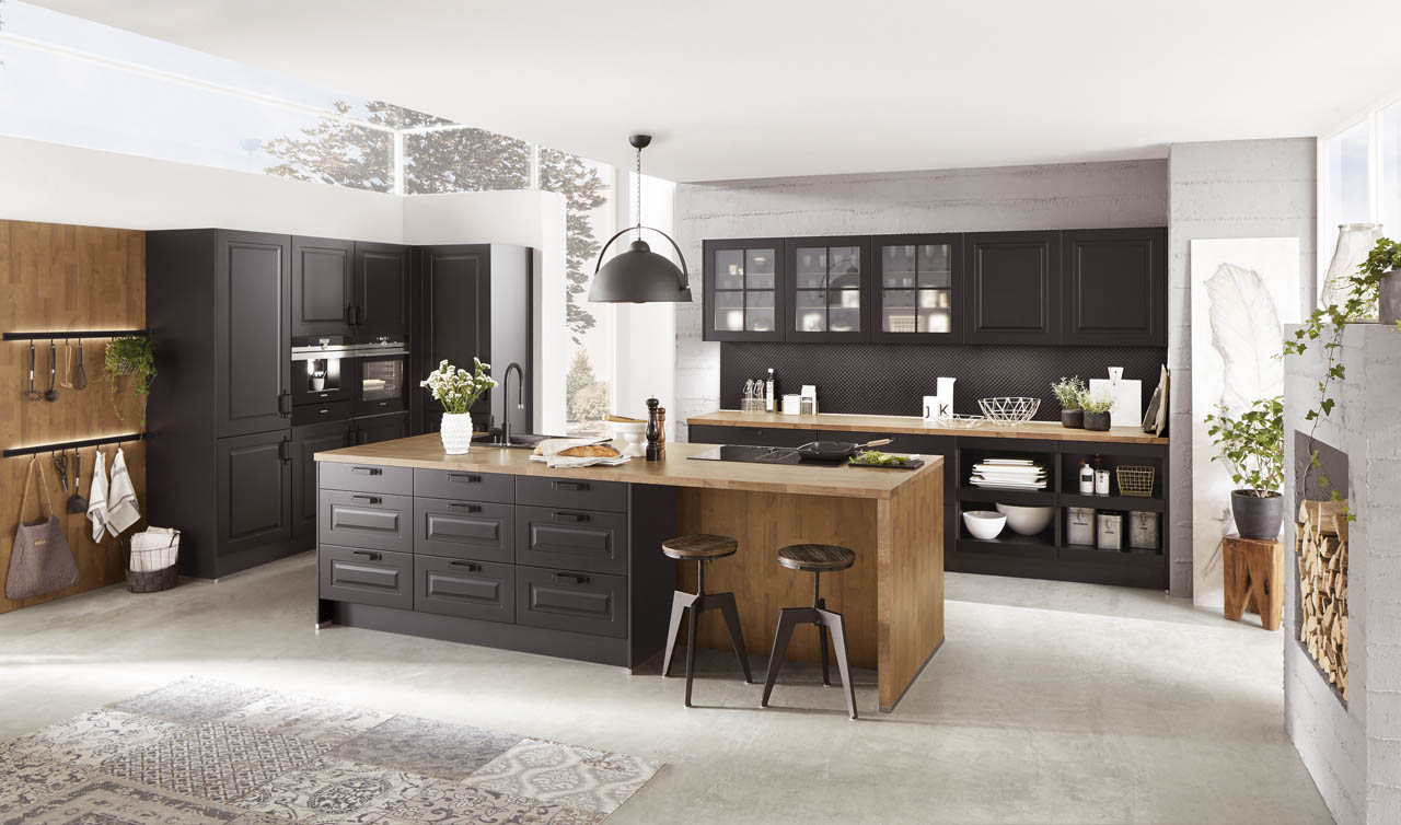 Classic Kitchen Küchentime Sylt 851