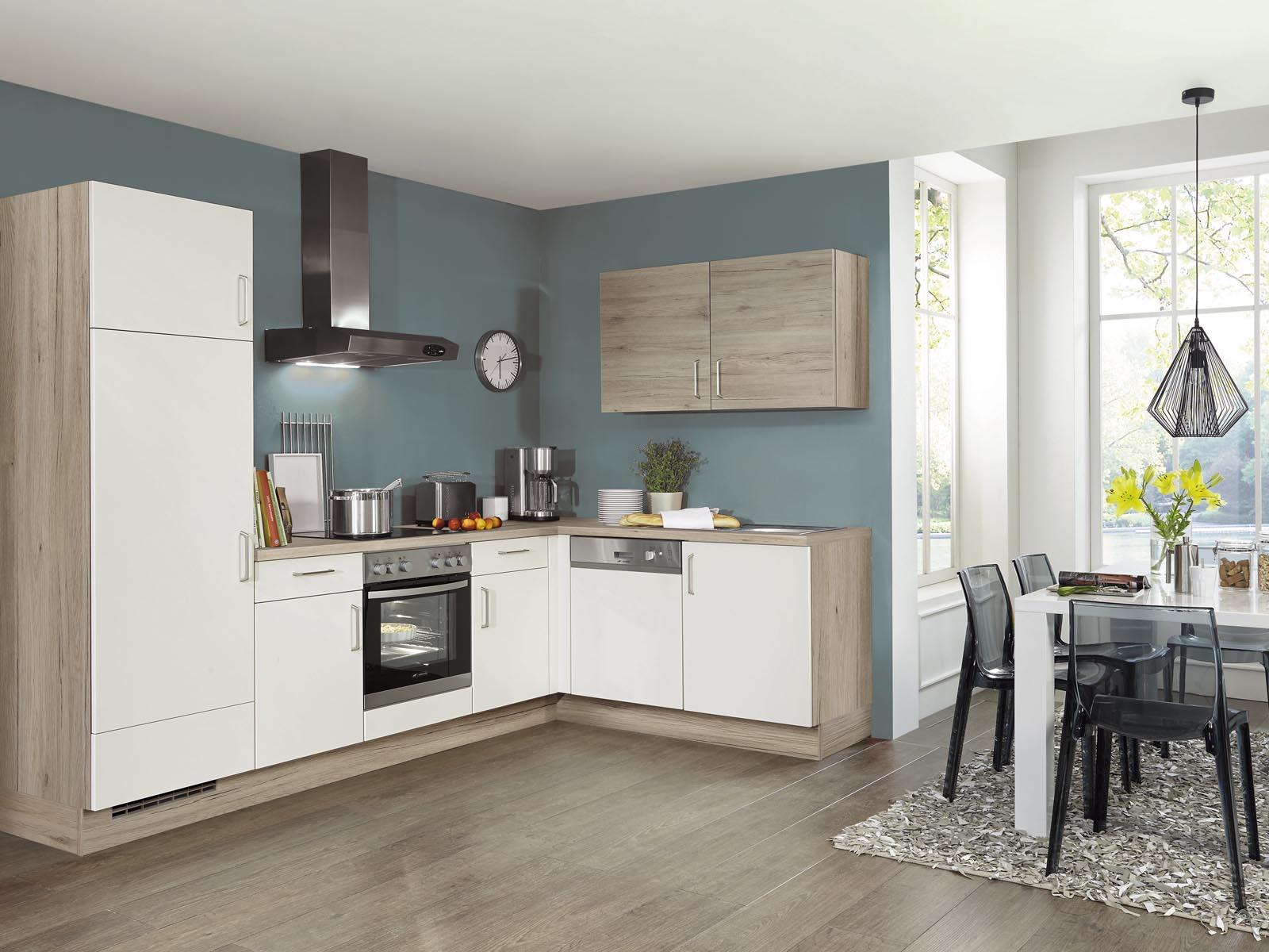 Modern Kitchen Küchentime Touch 336