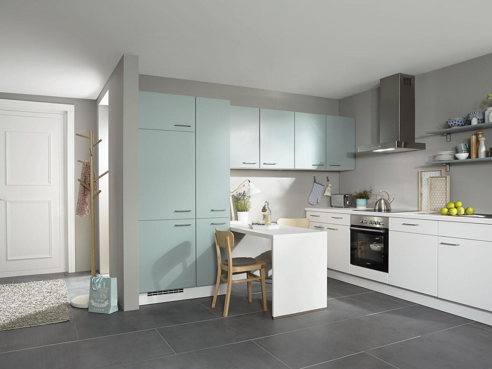 Modern Kitchen Küchentime Touch 337