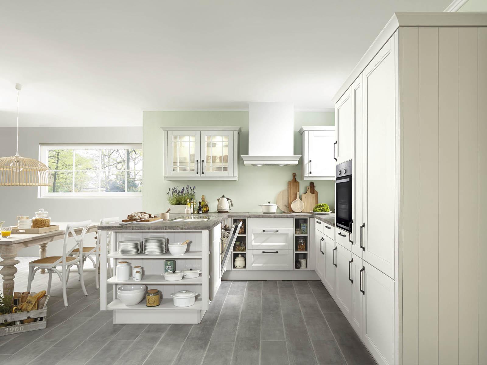 Classic Kitchen Küchentime York 901