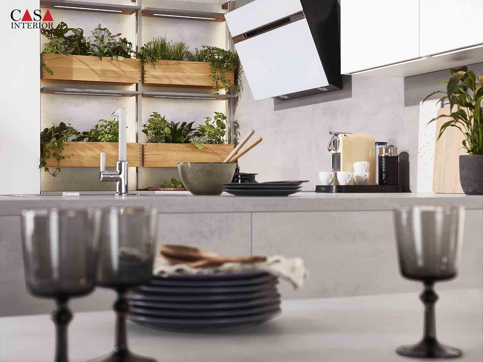 Küchentime Laser 427