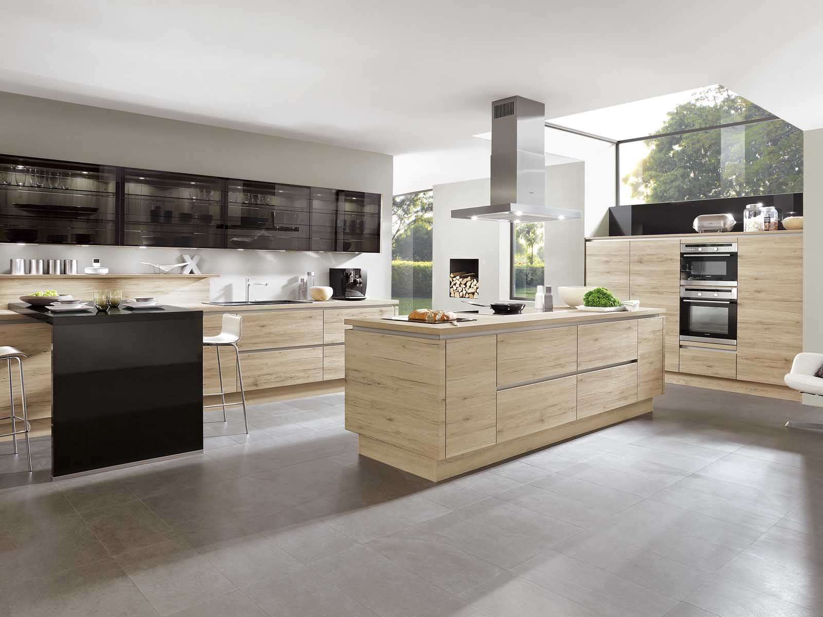 Modern Kitchens Küchentime Riva 893 Line N