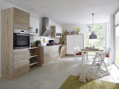 Modern Kitchen Küchentime Riva 893