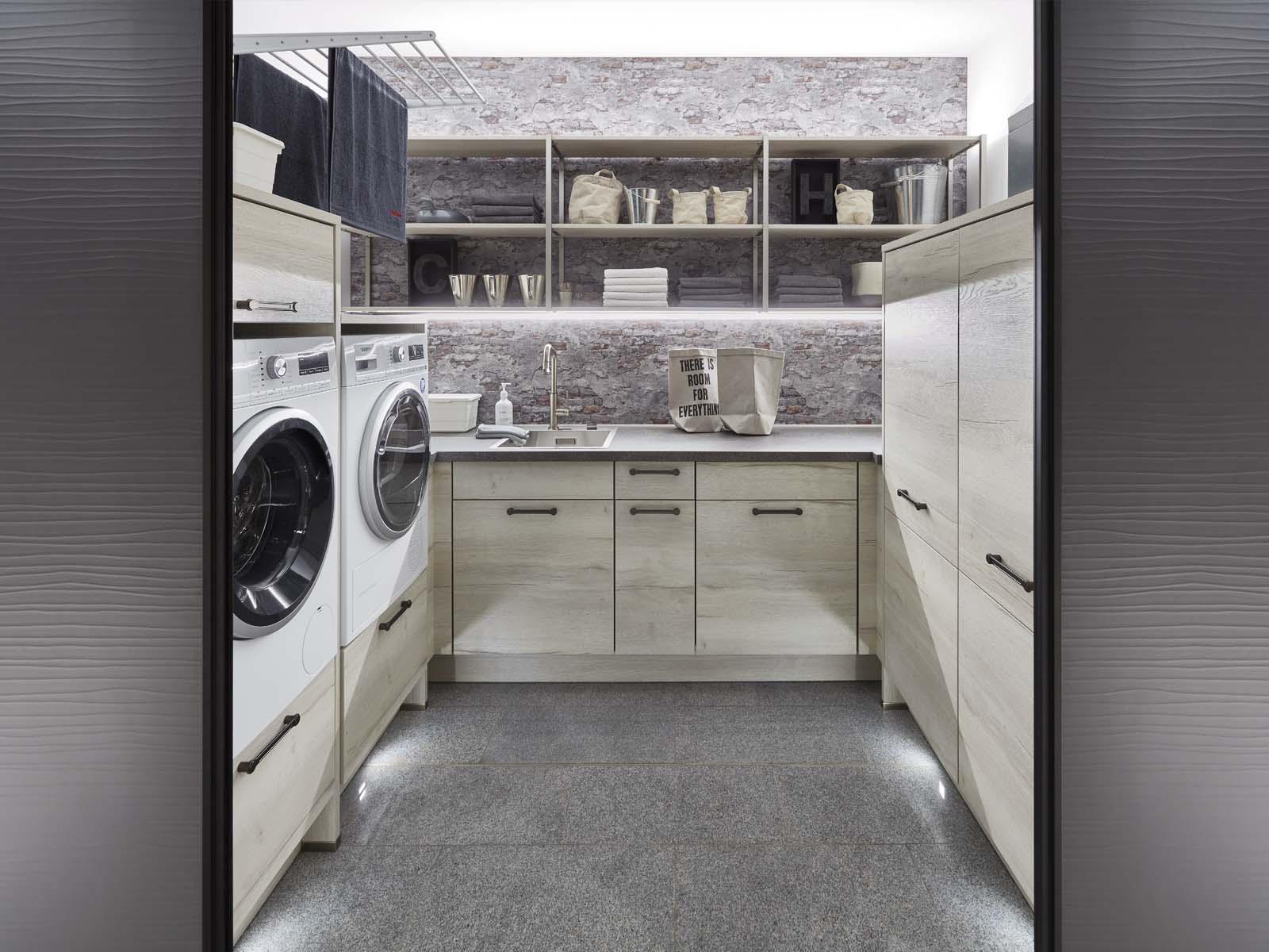 Modern Kitchen Küchentime Structura 401