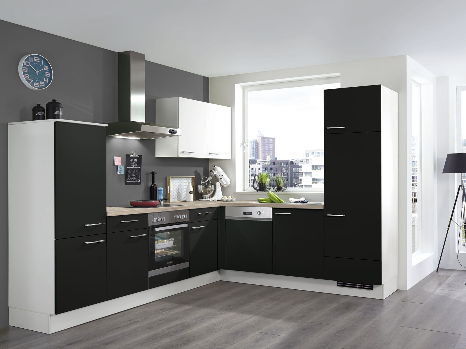 Modern Kitchen Küchentime Touch 340