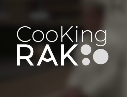 Cooking Rak – Intelligent Countertop