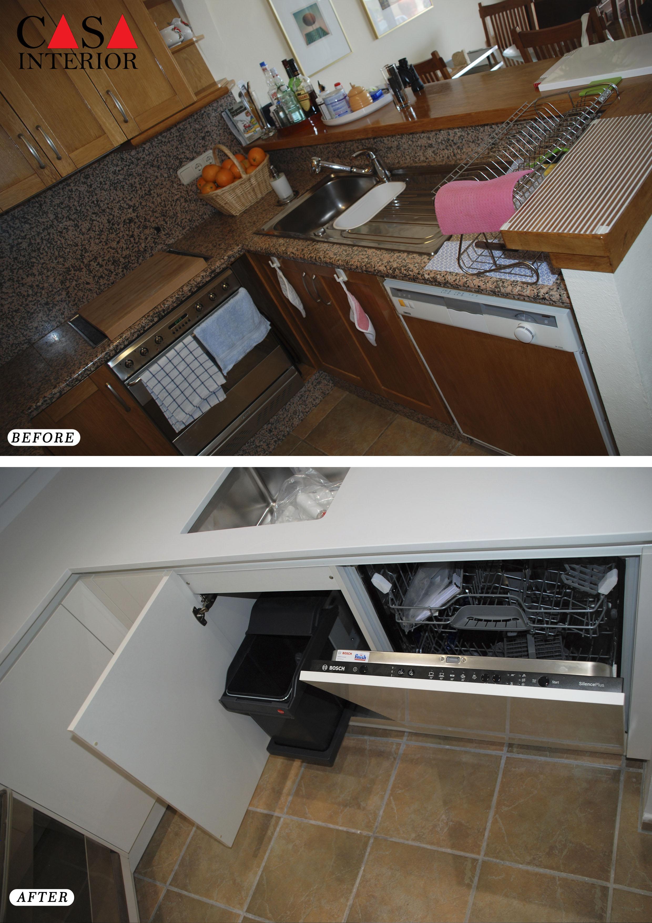 Casa Interior Küchentime Focus Line N