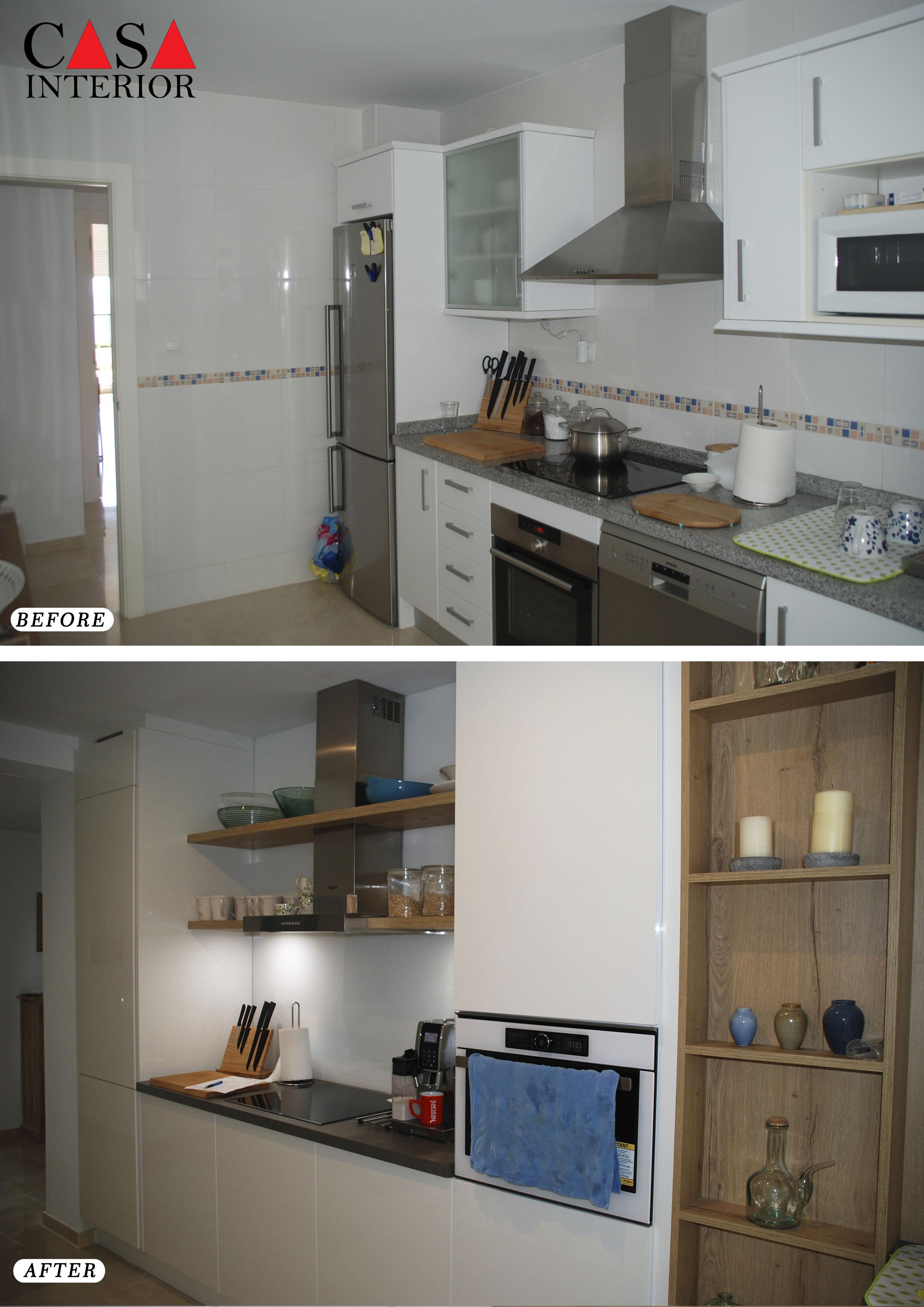 Casa Interior Arredo3 Kali White Maxxigloss