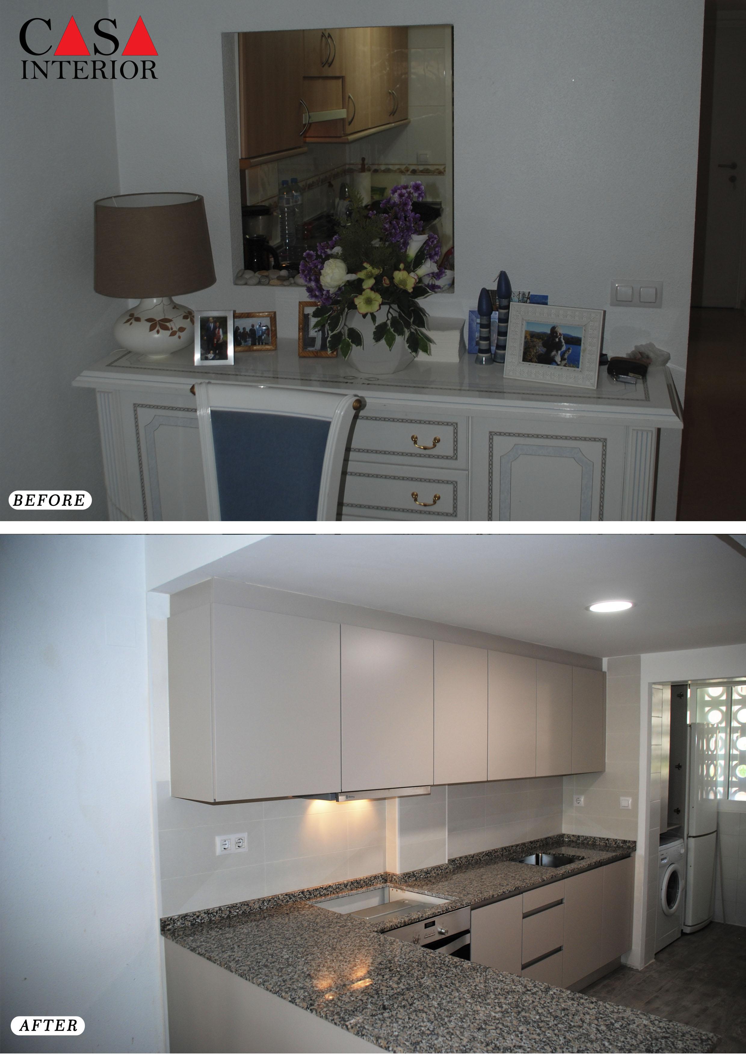 Casa Interior Küchentime Laser