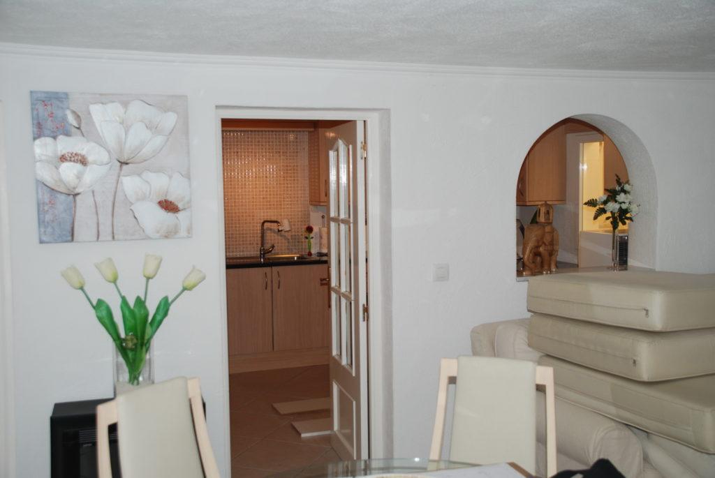 Casa Interior Küchentime Fashion Alpine White