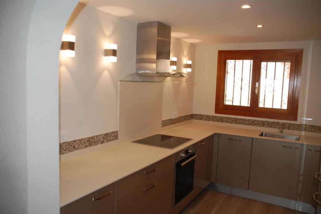 Casa Interior Küchentime Xeno 1 After