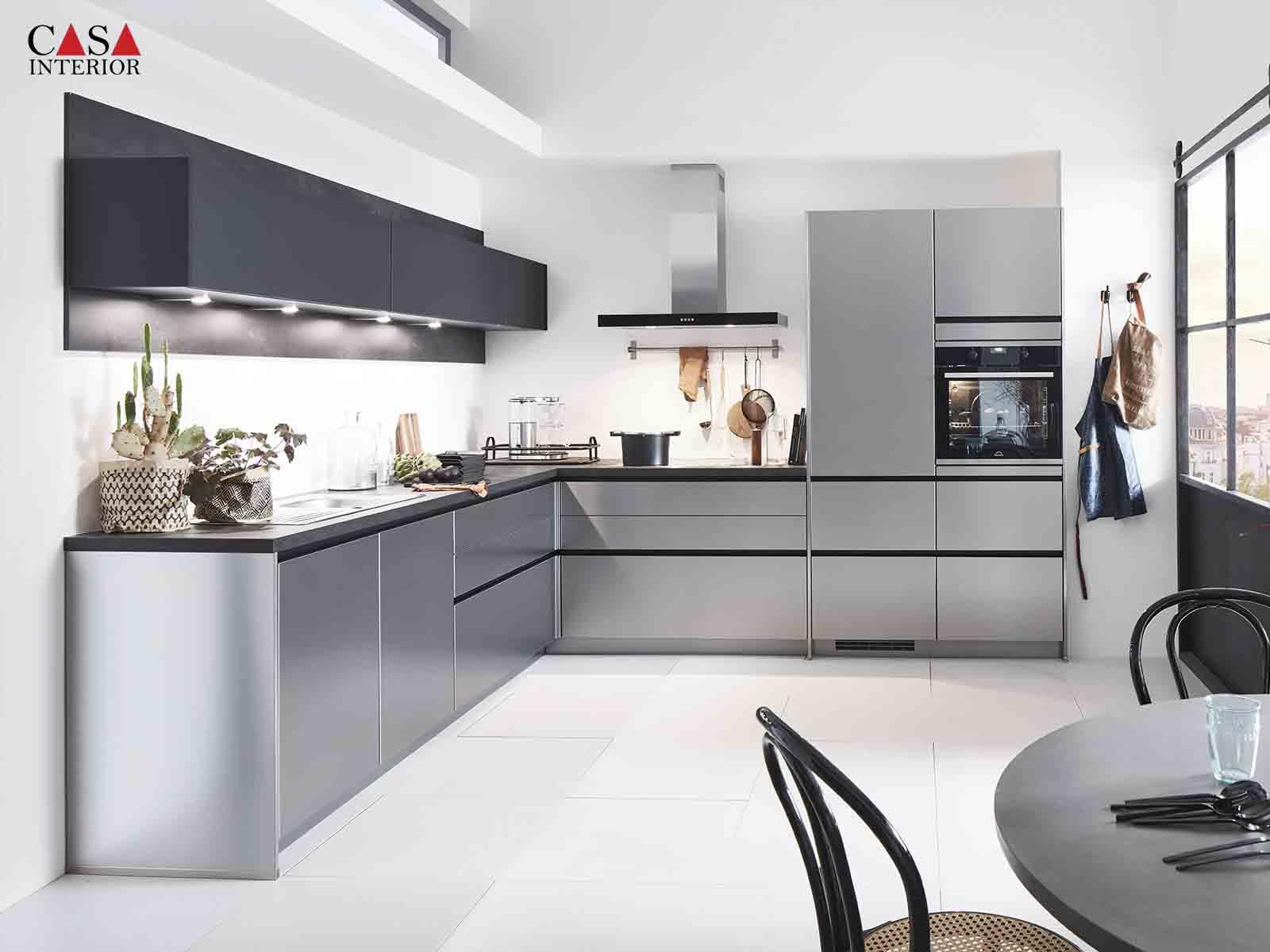 Küchentime Inox 216 Line N